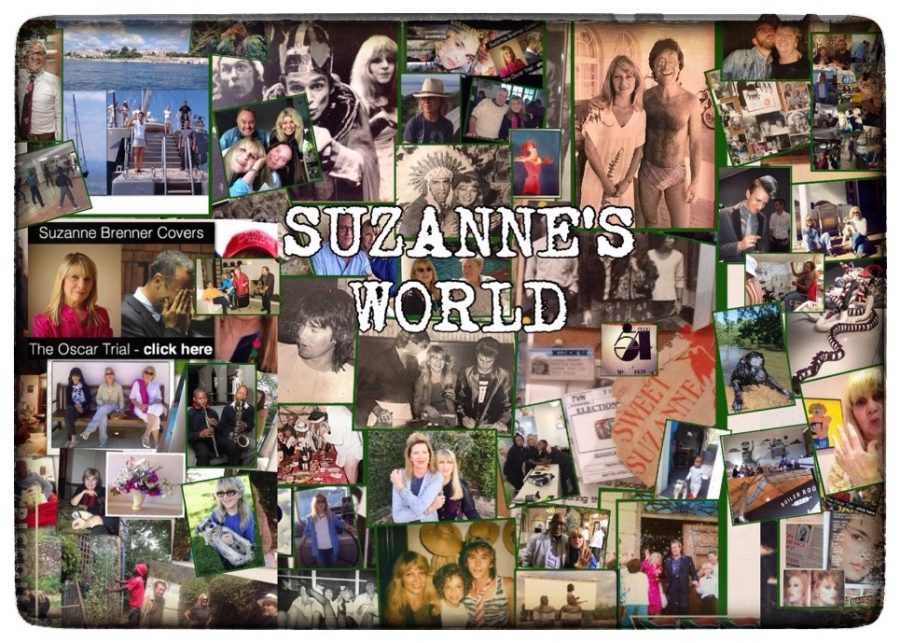Actors, musicians, friends and professional colleagues all Friends, colleagues, international actors and musicians all are part of the rich tapestry of Suzanne's World...
