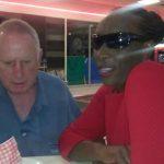 BLIND DATE AT O.R. TAMBO INTERNATIONAL