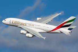 To illustrate the author's love of the Airbus 380